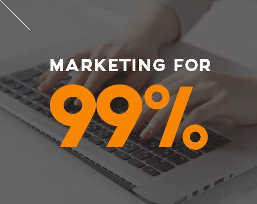Marketing for 99%